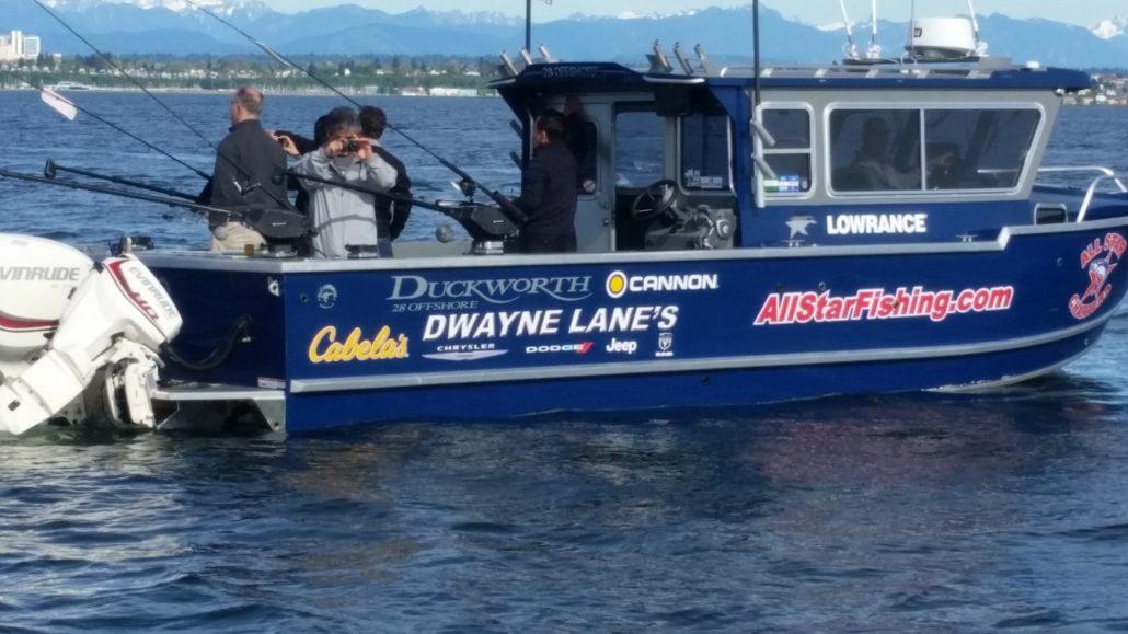 Duckworth Boat
