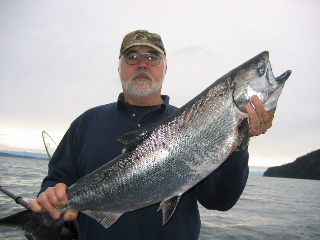 Seattle King Salmon